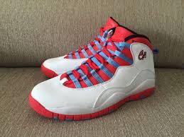 Chicaho Flag The Air Jordan 10 Chicago Flag Drops This Spring U2022 Kicksonfire Com