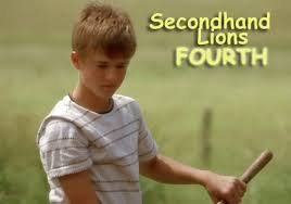 secondhand lions haley joel osment michael caine robert
