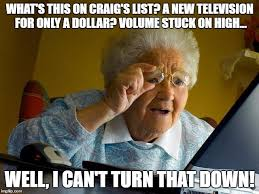 Internet Meme List - grandma finds the internet meme imgflip