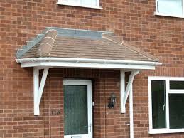 Exterior Door Awnings Small Awning Doors Top Dandy Front Door Awnings Wooden Canopy