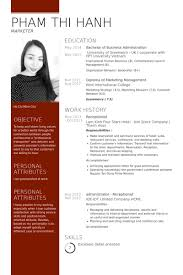 Sample Of A Receptionist Resume by Receptionist Resume Samples Visualcv Resume Samples Database
