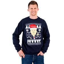 make christmas great again ugly sweatshirt
