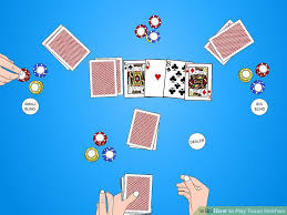 Big Blind Small Blind 4 Ways To Play Texas Hold U0027em Wikihow