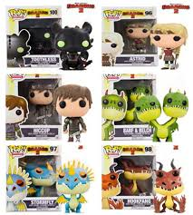 2017 pop movies train dragon 2 hookfang hiccup