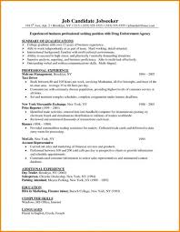 Cosmetologist Resume Template Taxi Driver Cover Letter