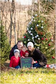 a family session for the holidays seekonk tree farm great