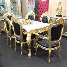 Luxury Dining Table And Chairs Luxury Home Dining Table Set Modern Dining Table And Chair B51054