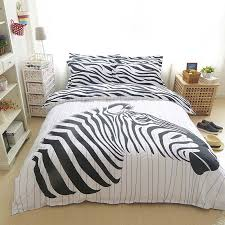 Beautiful Duvet Covers Compare Prices On Zebra Duvet Cover Twin Online Shopping Buy Low