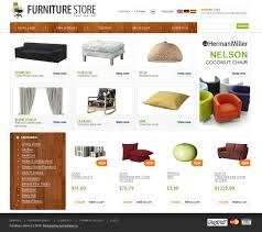 website design 26320 furniture store online custom website design