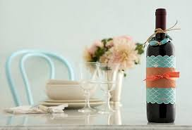 wine bottle gift wrap gift wrapping tips