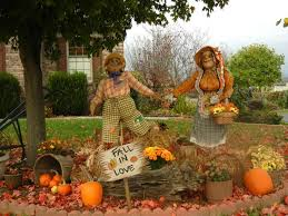 Fall Garden Decorating Ideas My Outside Decor For Fall For The Home Pinterest