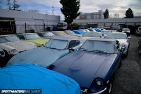 z car garage where datsun geeks rule speedhunters