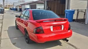 custom nissan sentra 1994 02 03 2003 nissan sentra se r spec v very clean lots of mods chi