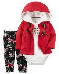 3 piece little jacket set carters