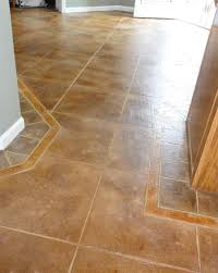 for kitchen ceramictilesfor beautiful stained concrete floors
