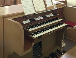 Organ Bench Staff U2014 Saint Paul Evangelical Lutheran Church