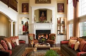 Decorated Rooms Twin Peaks Black Lodge Floor Carpet Ideas Decorating Living Room