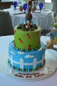 peter rabbit baby shower cake children u0027s parties pinterest