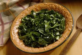 basic mustard greens recipe