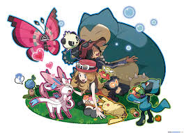 Pokemon X And Y Map Larger Jpg Kids Room Decor Ideas
