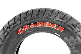 Awesome Condition Toyo White Letter Tires 275 70r18 General Grabber Red Letter Tire Dp 32842