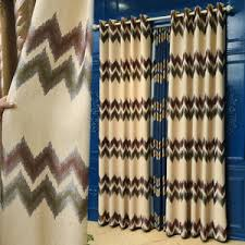 Gray And White Chevron Curtains Chevron Curtains Gray Yellow Blue Black And White