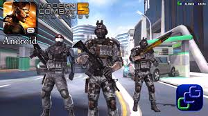 modern combat 5 modern combat 5 blackout android gameplay new update