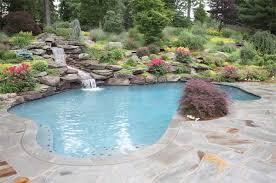 Landscape Designs Ideas Trendir - Backyard landscape designs with pool