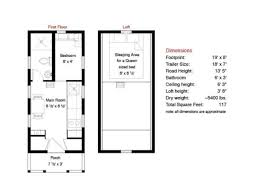 Floor Plans For Small Houses Free Tiny House Plans Trailer Chuckturner Us Chuckturner Us