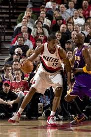 los angeles lakers v portland trail blazers photos and images