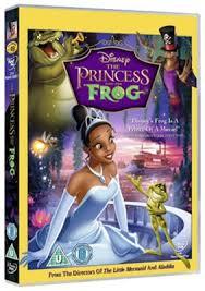 buy disney princess frog dvd family dvds