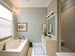 Bathroom With Black Walls Paint Colors Small Bathrooms Square Shape Black Floor Tiles White