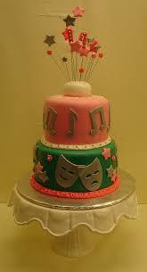 drama u0026 music birthday cake drama acting music themed bi u2026 flickr