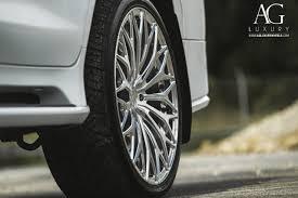 lexus concave wheels ag luxury wheels lexus lx570 forged wheels