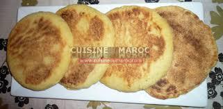 cuisine marocaine facile et rapide recette mini harcha galette de semoule marocaine