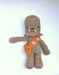 etsy crochet pattern amigurumi chewbacca crochet pattern amigurumi