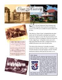 history of st andrew high for girls by st andrew high