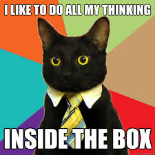 Thinking Cat Meme - i like to do all my thinking cat meme cat planet cat planet