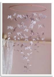 Butterfly Chandelier A Puppet Opera Diy Paper Butterfly Chandelier