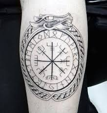 image result for vegvisir tattoo meaning tattoo pinterest