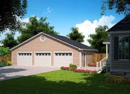 garage recommended 3 car garage plans ideas 2 car garage with