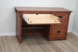 Student Writing Desk by O M642 Mission Oak 50