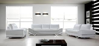 White Sofa Chair by White Modern Sofa Set Vg 74 Leather Sofas