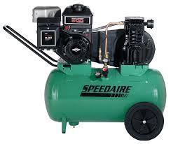 speedaire air compressor maintenance manual equipment photo