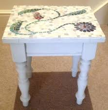 colored coffee tables side table mosaic outdoor side table coffee tables patio
