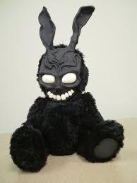 Donnie Darko Skeleton Halloween Costume by I Want Donnie Darko Frank Rabbit Ooak Monster By Panlora On