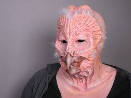 Prosthetic Makeup Schools Old Owl Sfx Final By Key 0 Character Prosthetic Makeup