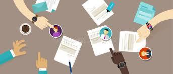 bureau recrutement résumé choisi de cv sur le processus de recrutement des employés de