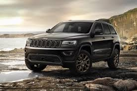 jeep grand cherokee 2017 grey 2017 jeep grand cherokee gets new shifter electric steering stop