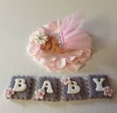 baby cake topper baby shower cake topper fondant baby on luulla